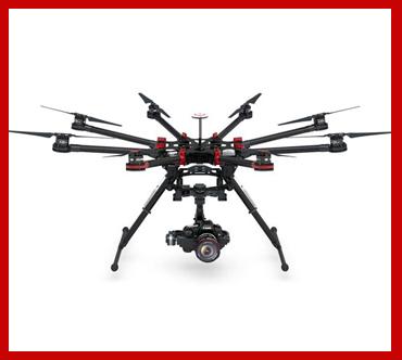 drones québec