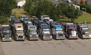 compagnies de transport
