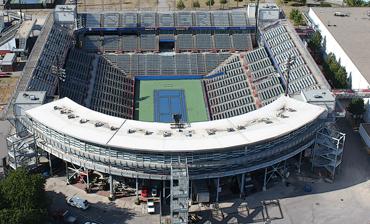 stades arénas terrains sportifs